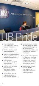 Overview - University of Bridgeport - Page 6