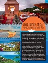 Riviera Nayarit, Mexico: - Imanta Resorts