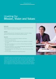 Mission, Vision and Values - Singapore Tourism Board