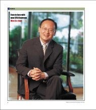Face to face with new STB Chairman Wee Ee-chao - Singapore ...