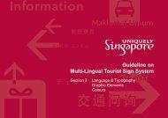 General Information - Singapore Tourism Board