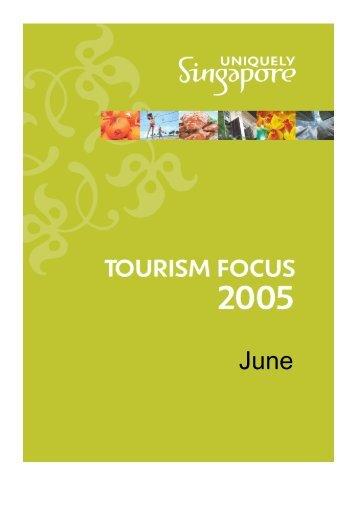 Tourism Focus_cover_Jun05.pub - Singapore Tourism Board