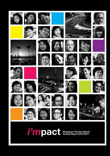 i'mpact Singapore Tourism Board Annual Report 2010/2011