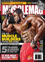 MUSCLE BUILDERS - Home - Lifestyle Nutrition