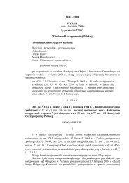 39/3/A/2008 WYROK z dnia 1 kwietnia 2008 r. Sygn. akt ... - E-prawnik
