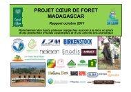 3. le projet cœur de foret madagascar equimada - Coeur de Forêt