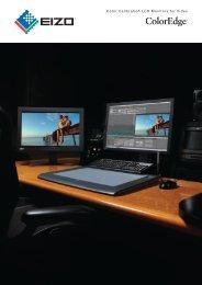 Color Calibration LCD Monitors for Video - Eizo