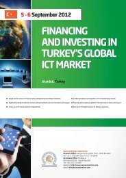 financing and investing in turkey's global ict market ... - Finnpartnership
