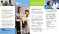 Men: Stay Healthy at Any Age - Agency for Healthcare Research ...