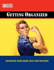 getting organized - Annie E. Casey Foundation