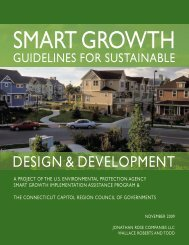 Smart Growth Guidelines for Sustainable Design and Development