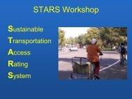 STARS Workshop