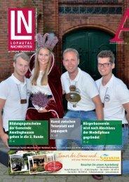 Lopautal-Nachrichten 09/2014