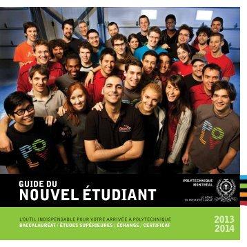 PDF Français - École Polytechnique de Montréal