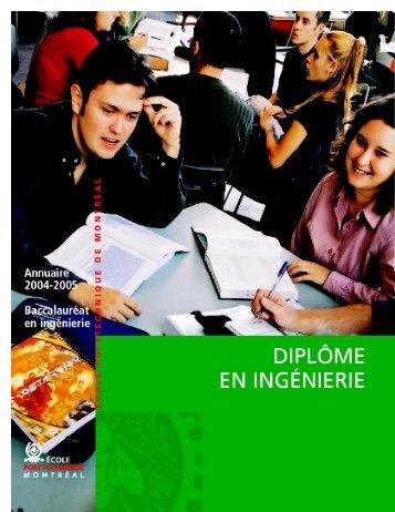 Impr_Annuaire 0405 Introduction-professeurs - École Polytechnique ...