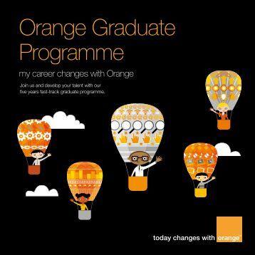 Orange Graduate Programme