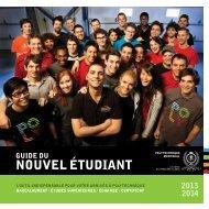 Guide du nouvel étudiant - École Polytechnique de Montréal