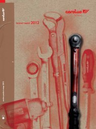 PRODUCT RANGE 2012
