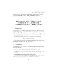 henstock- and perron-type integral on a compact ... - St. Olaf College