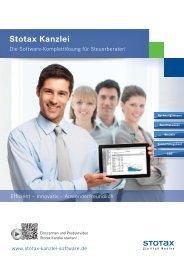 Stotax Kanzlei - Stollfuß Medien