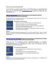 Pressemitteilung Maerz 2013 - Stollfuß Medien