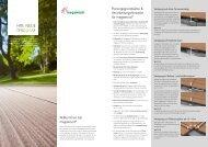 Megawood - Sichtschutz Bauanleitung