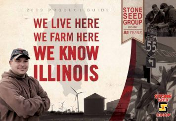 Full Product Guide - Stone Seed Group