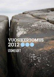 Tilinpäätös - vuosikertomus, sivut 24-63 - Stonesoft