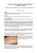 Les abris de Tin Amarasouzi, de Tahountarvat et de ... - StoneWatch - Page 2