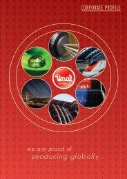 producing globally...