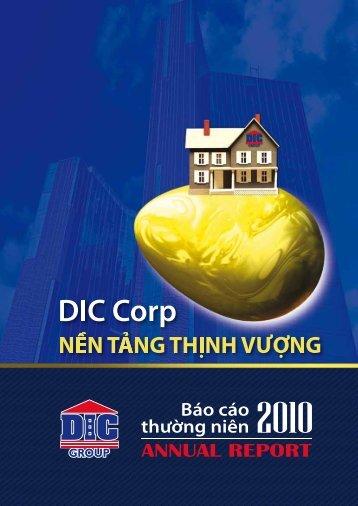 Báo cáo ThưỜnG niên 2010 - Vietstock
