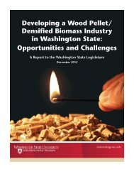 Developing a Wood Pellet/ Densified Biomass Industry - Energy ...