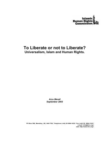 7184_03sep24liberateFINAL.pdf - Islamic Human Rights Commission