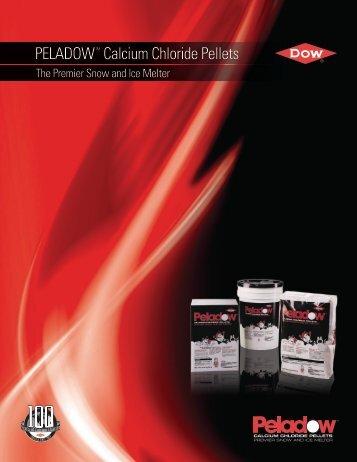 PELADOWTM Calcium Chloride Pellets - Sitepro