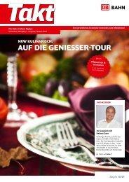 NRW kulinarisch: Auf die Geniesser-Tour