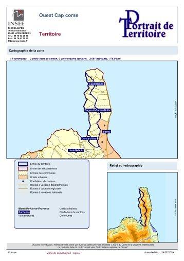 Ouest Cap Corse01 - L'eau dans le bassin de Corse