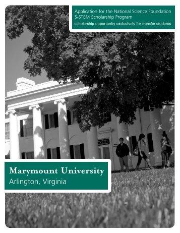 Marymount University