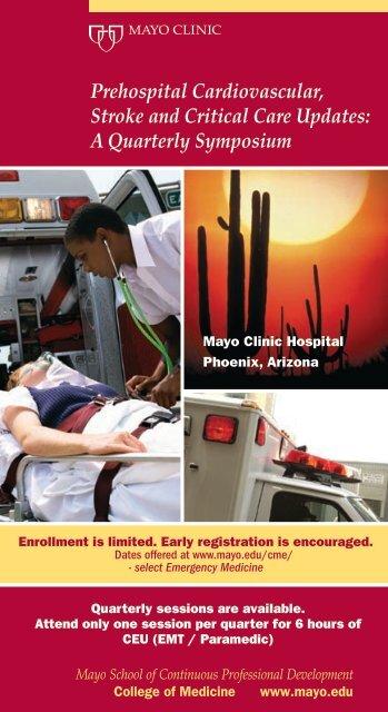PreHospital Cardiovascular, Stroke and Critical Care