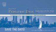 CPD card 2c Pediatric Days 2013 - MC8018-48 - Mayo Clinic