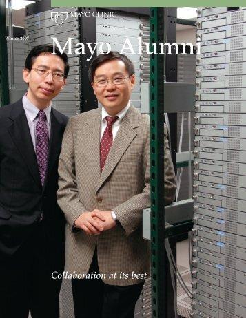 Winter 2006-2007 - Mayo Clinic