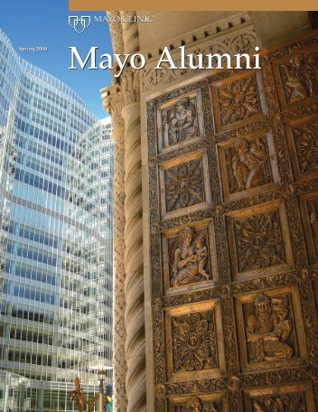Spring 2008 - Mayo Clinic