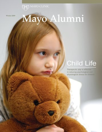 Winter 2008-2009 - Mayo Clinic
