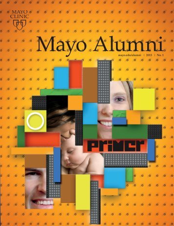 current issue - Mayo Clinic