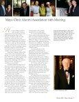 Mayo Alumni Magazine 2006 Winter - MC4409-0106 - Mayo Clinic - Page 5