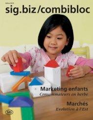 Marketing enfants March
