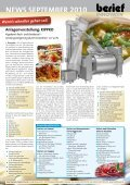 NEWS SEPTEMBER 2010 - Berief Innovativ - Seite 2