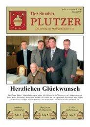Ausgabe 2008/04 - Marktgemeinde Stoob