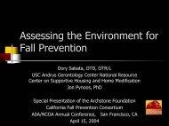 Assessing the Environment for Fall Prevention (2004)
