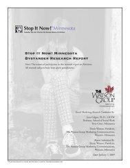 Bystander Research Report Rev 01 07 09 D - Stop It Now