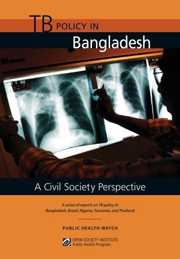 Bangladesh - Stop TB Partnership